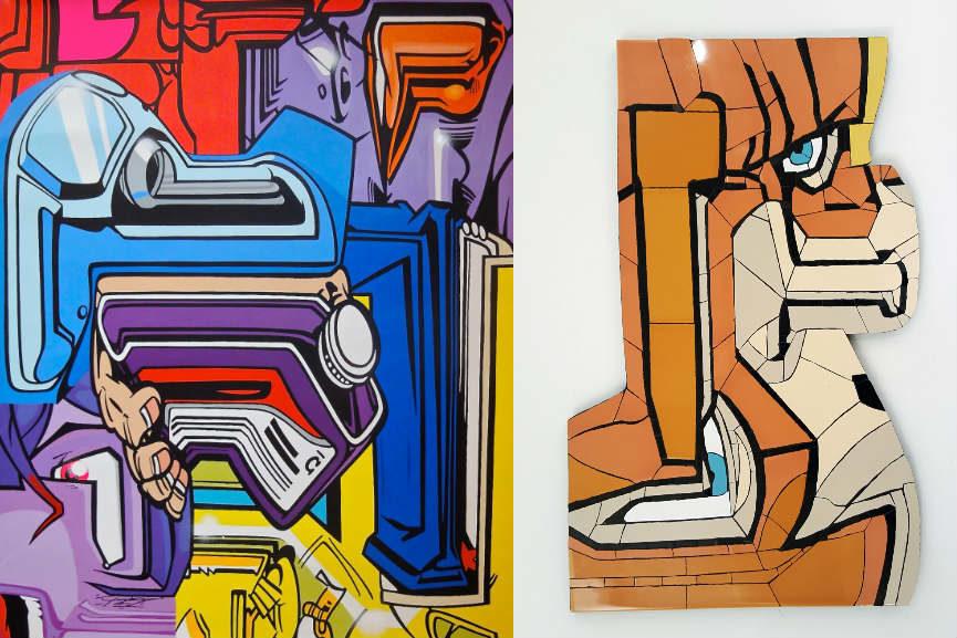 Cubism Rythmatical