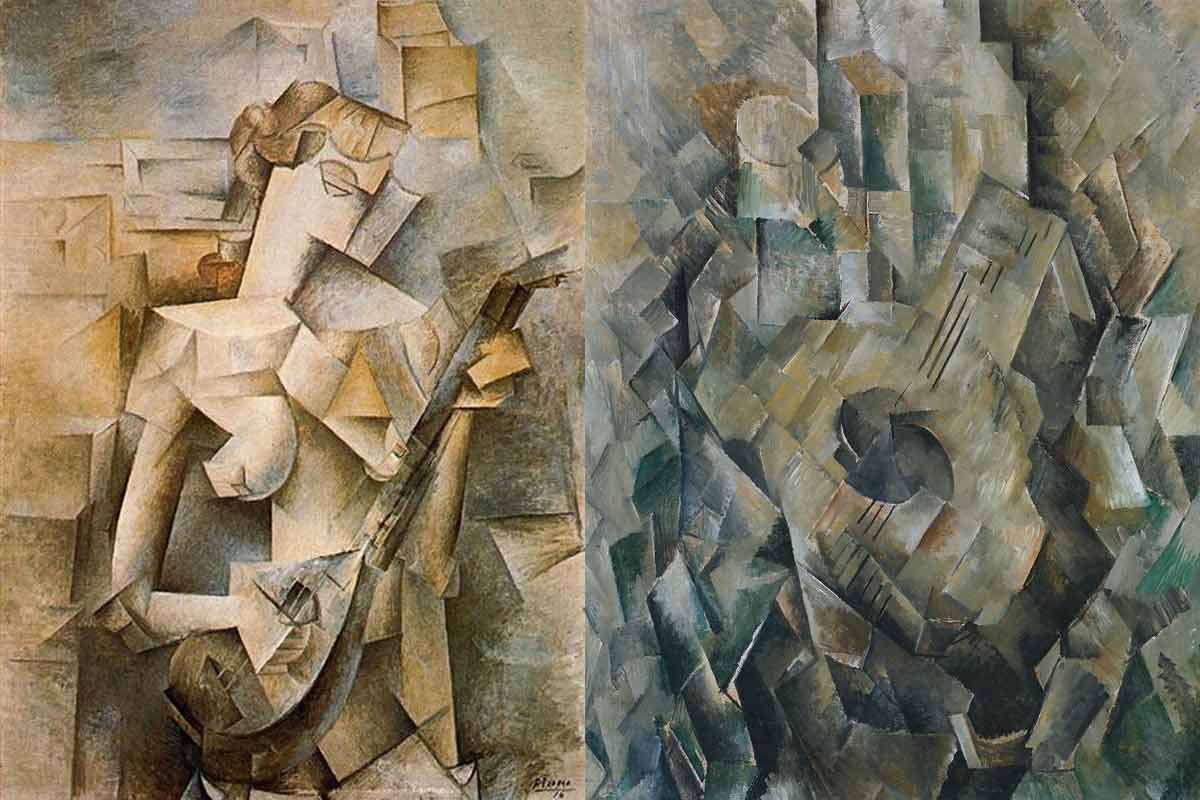 Georges Braque and his paintings