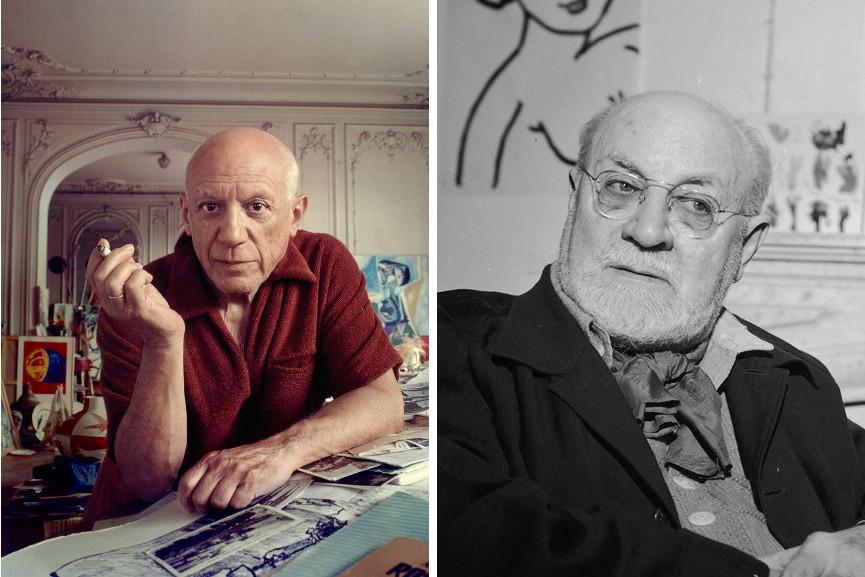 Pablo Picasso / Henri Matisse