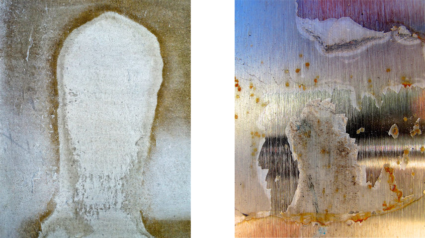 Left- Patrick McMahon - Phantasia; Right- Patrick McMahon - Tempest