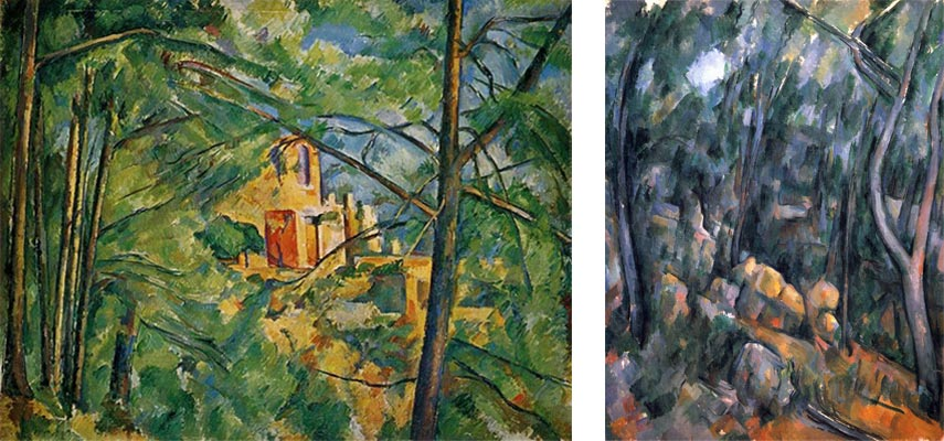 What is post impressionism and how does it differs from impressionist style from the same century