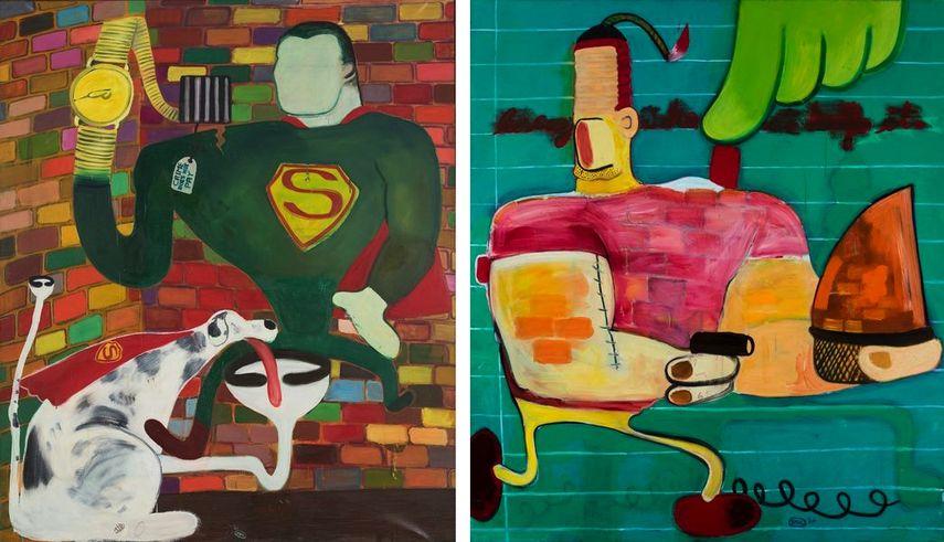 Superman and Superdog in Jail, 1963, Killer, 1964