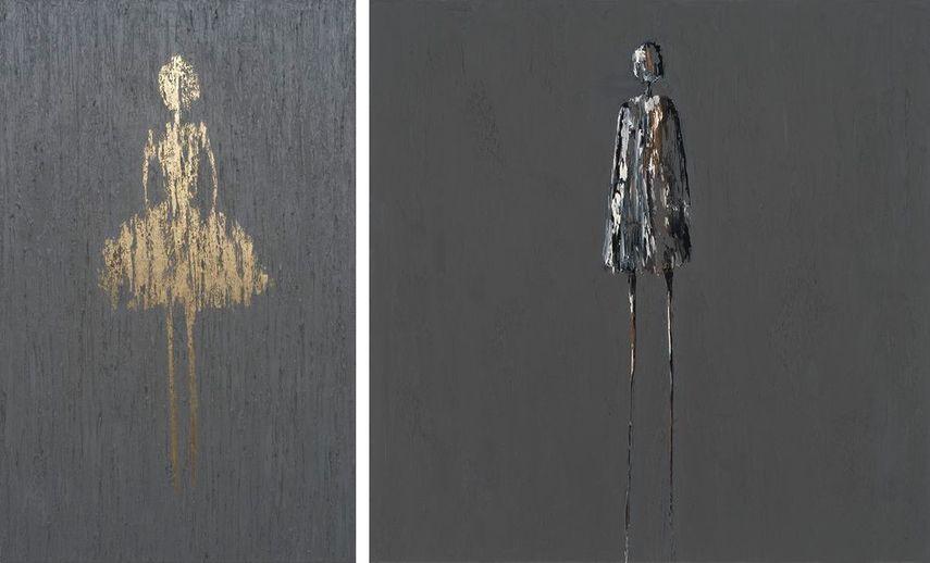 René Romero Schuler - Stella, 2019, René Romero Schuler - Sylvie, 2019