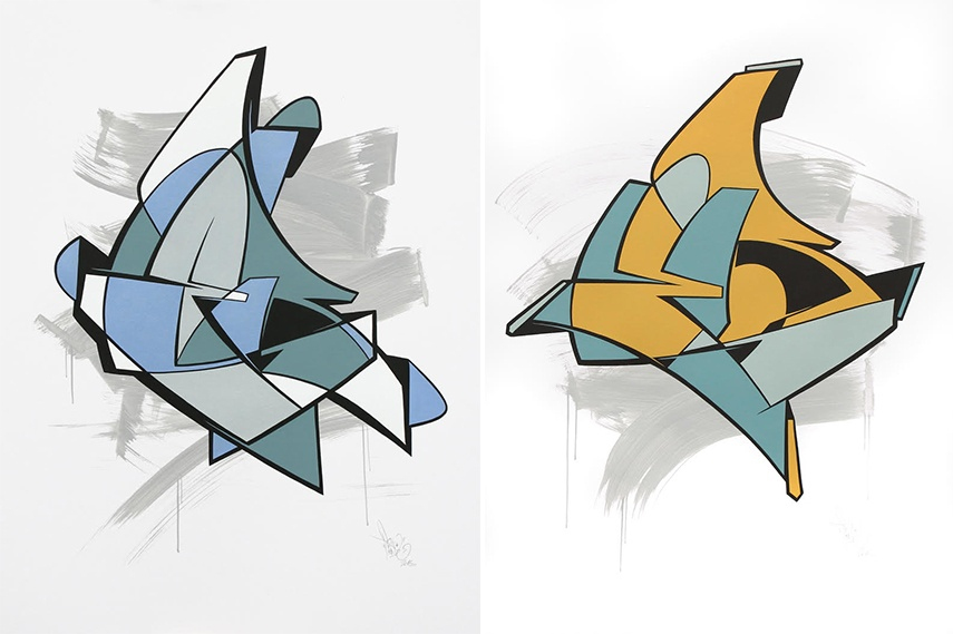 twitter 2013 tweet Left: Reso - artwork, 2015 / Right: Reso - artwork, 2015