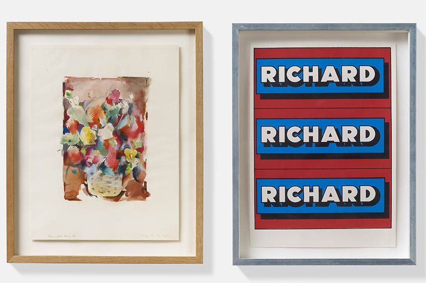 Richard Hamilton exhibition