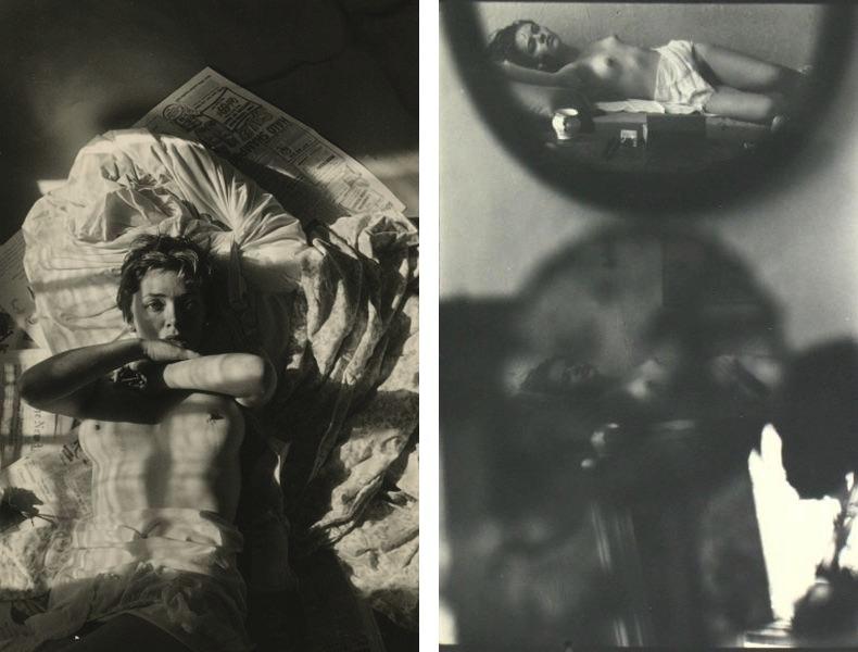 Barbara, c. 1951, Nude, 1950s