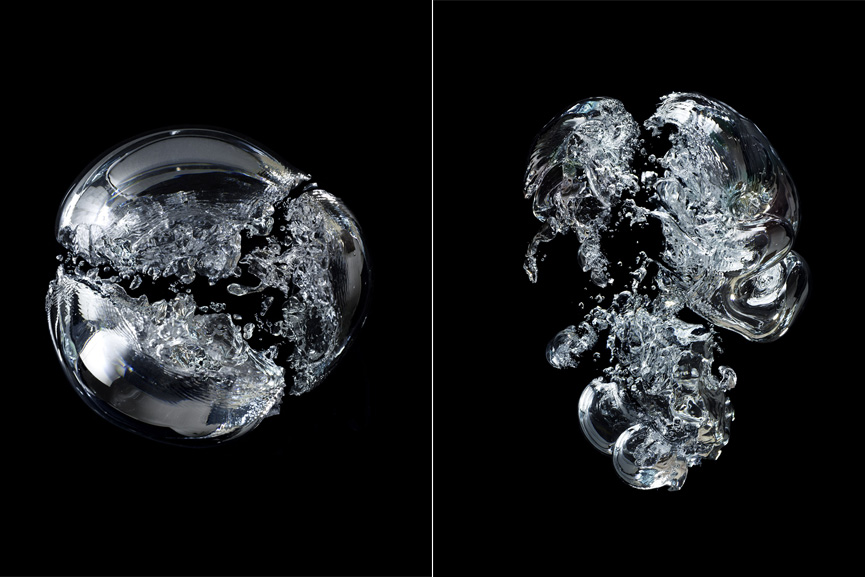Gravity, Bulles d'air, 2013