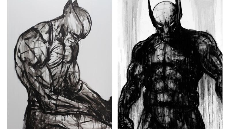 Left Serge Kliaving - Wolverine, 2012 Right Serge Kliaving - Wolverine, 2013