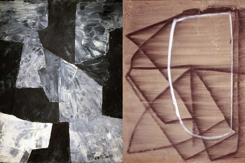 Serge Poliakoff exhibition