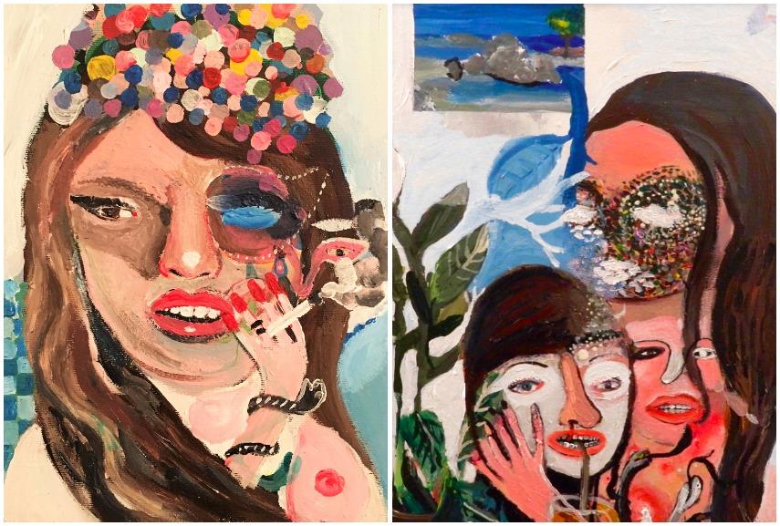 browse home and galleria of cagliari born artist silvia argiolas from 2012 till now