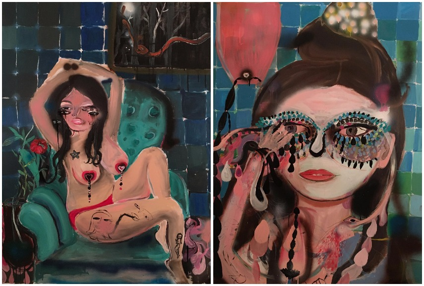 Silvia Argiolas - find her work at Antonio Colombo Arte Contemporanea Milano and d406 Modena along with texts of Ivan Quaroni