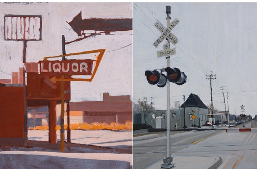 Left Stephanie Hartshorn Grays Crossing Right Stephanie Hartshorn - orange-liquor