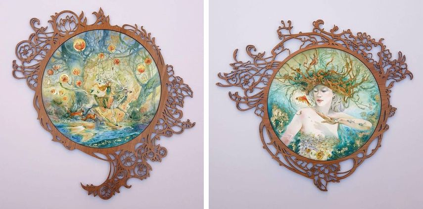 Stephanie Law - The Spaces Between, Entertaining the Daydream