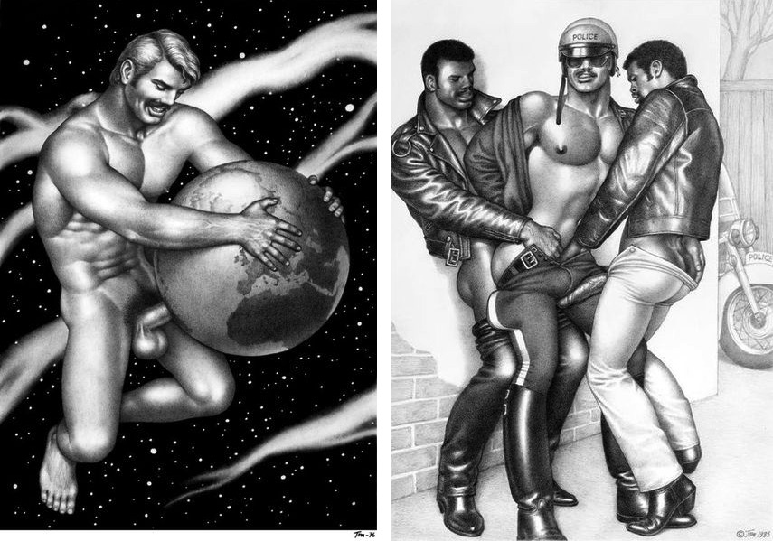 Tom of Finland in the news and movies