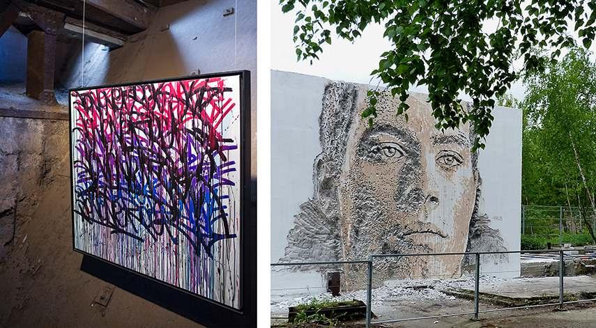 UrbanArt Biennale 2015 in Saarbrücken
