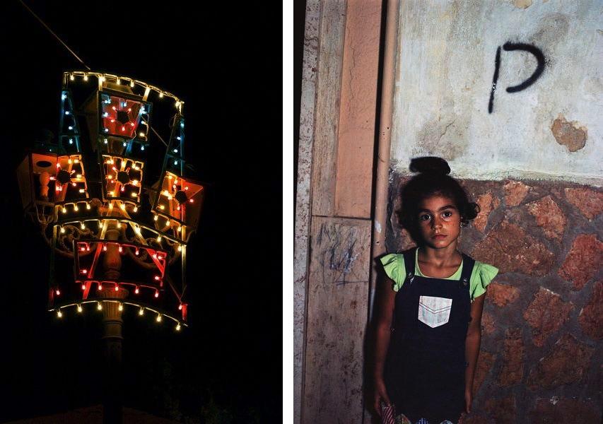 Isola di Lipari, 2013, Kid in Bagheria, 2013