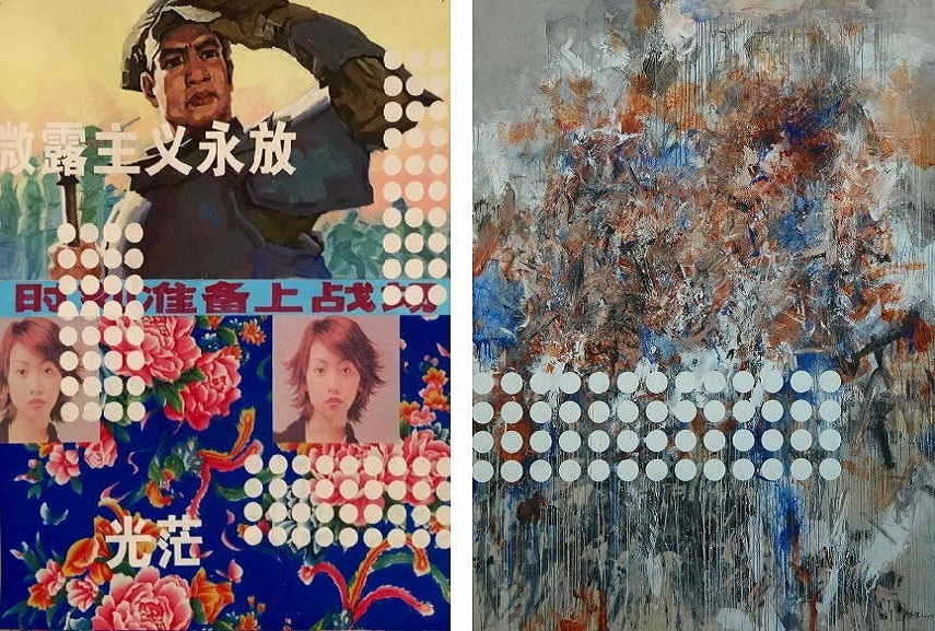 china center in Germany will exhibit new shanghai and china oil arts from 2012 in beijing museum. china beijing museum opens in 2008.beijing is in china.