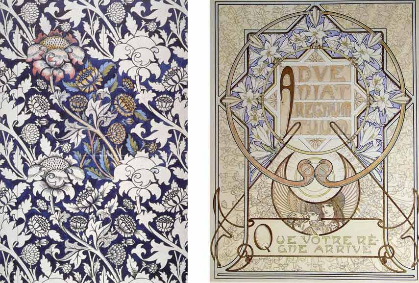 Art Nouveau History And Legacy