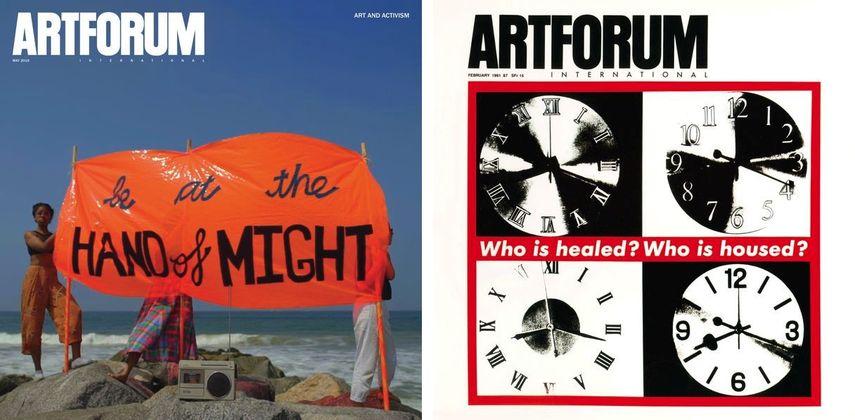 Artforum Covers