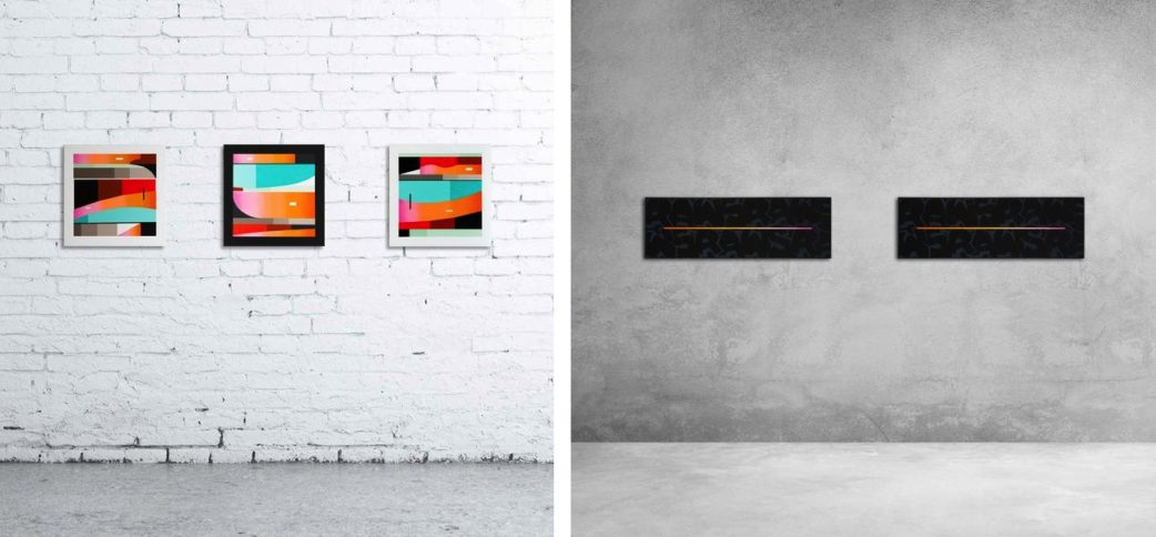 Canvases by RAWS