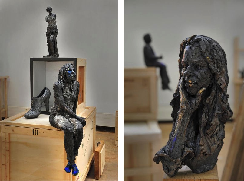 Cécile Raynal Sculptures