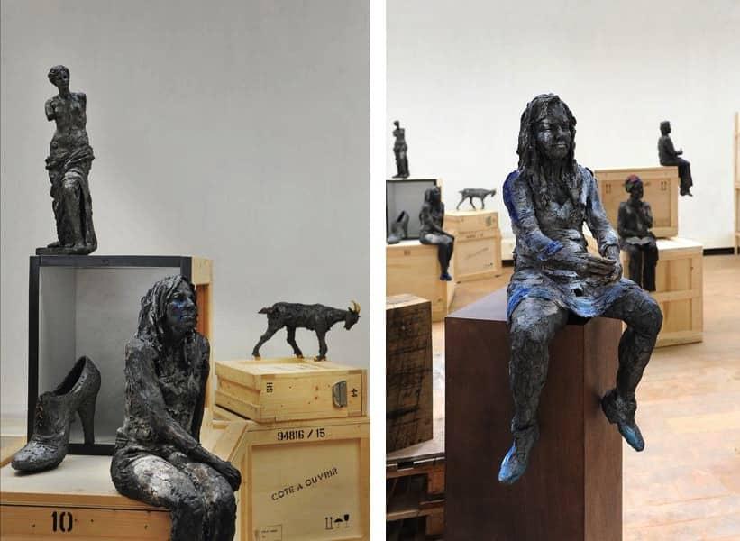 Cécile Raynal Sculptures