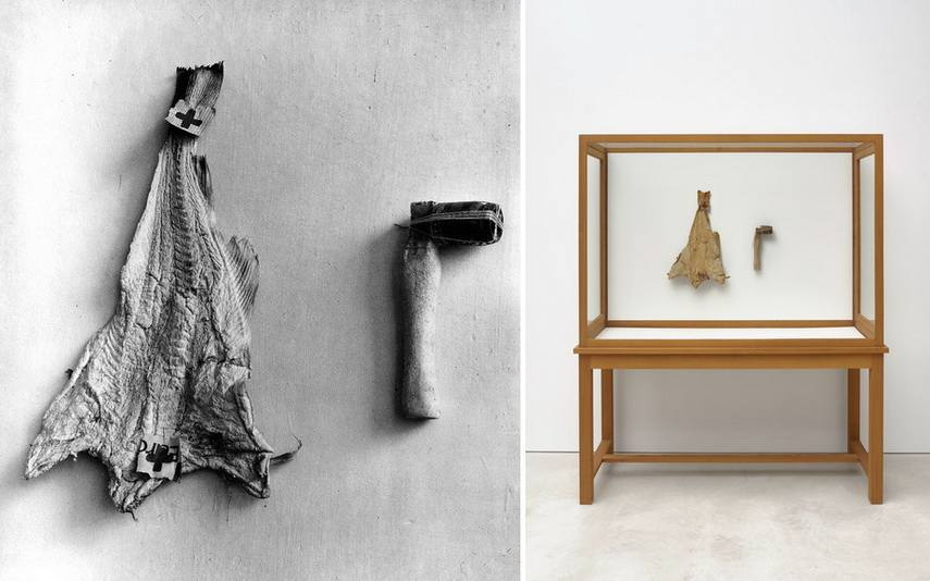 Joseph Beuys - Hammer for the Hard of Hearing