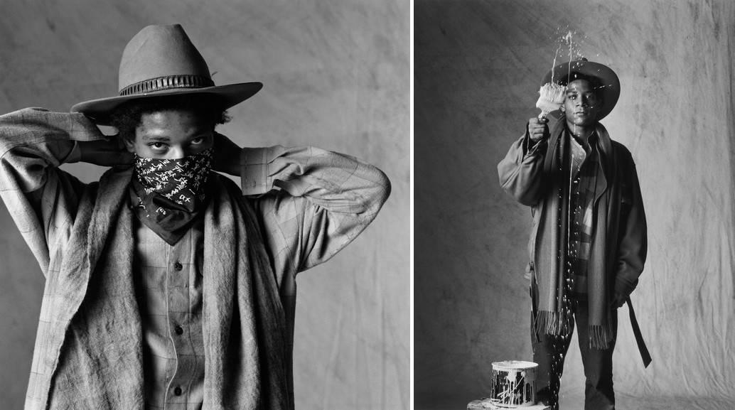 Left and Right Yutaka Sakano - Jean-Michel Basquiat