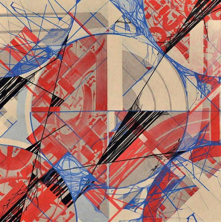 Lek - Next 3, 2014 (83 x 85,5 cm)