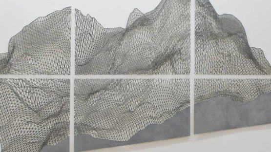 Lena von Gödeke - Untitled (deatil), 2014