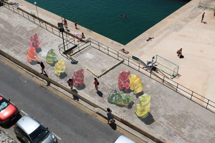 malta gummy bears