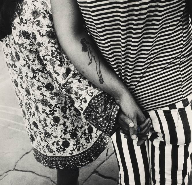 Leon Levinstein-Coney Island-1975