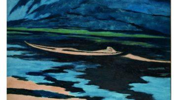 Leon Spilliaert -The Shipwrecked