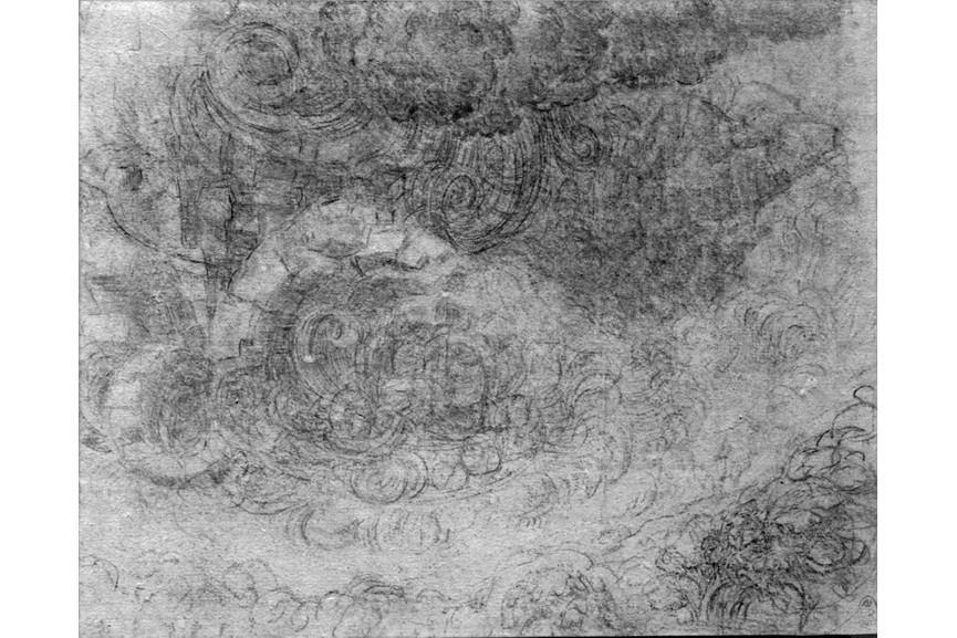 Leonardo da Vinci - A deluge