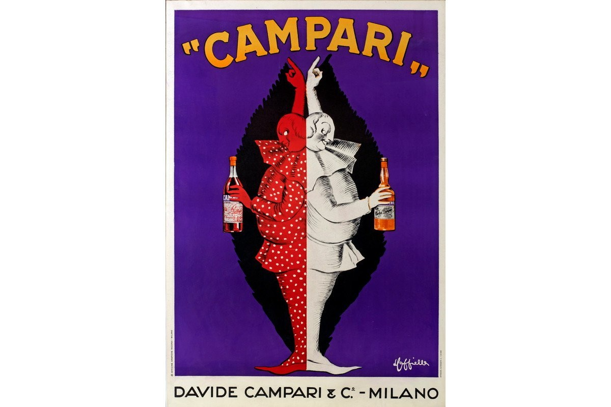 Leonetto Cappiello - Campari
