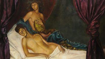 Leonor Fini - L Alcove