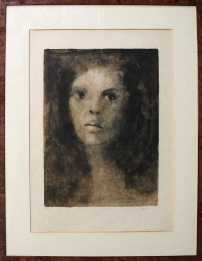 Leonor Fini-Portrait-