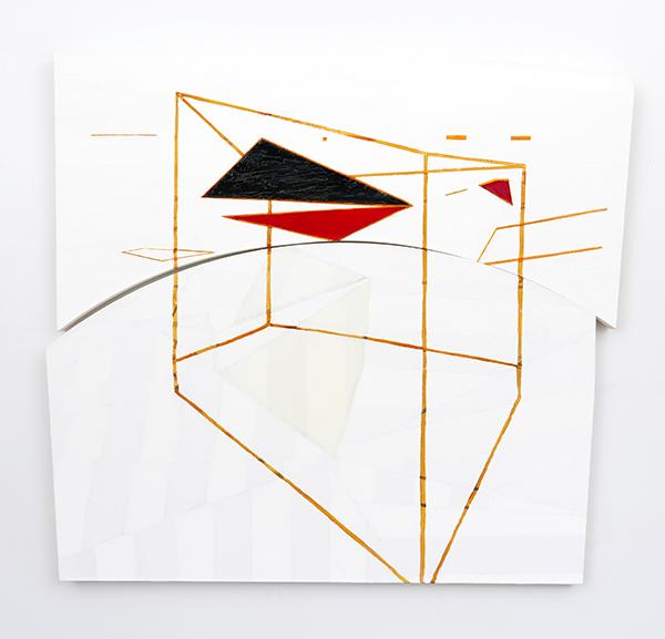 Leslie Smith III - Locus of Control , 2017