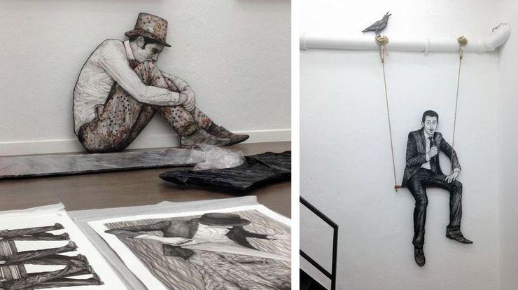 Levalet Exhibition