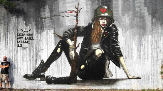 mural, street art