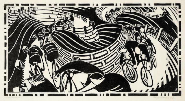 Lill Tschudi-Tour de Suisse-1935