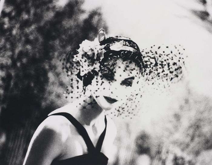 Lillian Bassman-Anne Saint-Marie, New York, Chanel Advertising-1958