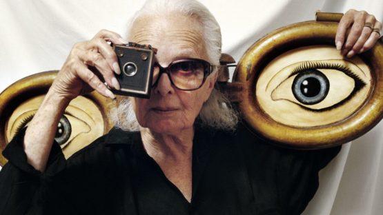 Lillian Bassman in 1999, photo by Abe Frajndlich