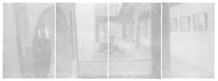 Lin Tianmiao-Seeing Shadows-2007