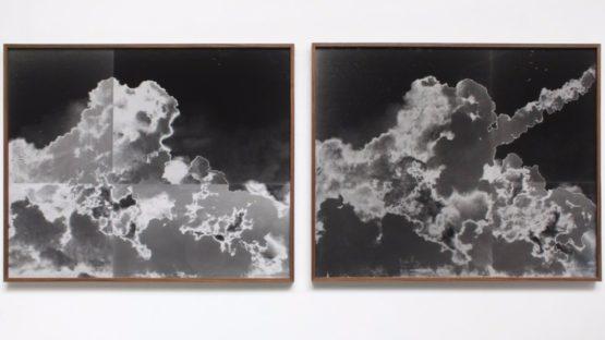 Lisa Oppenheim - Smoke, 2015, photogram, photography