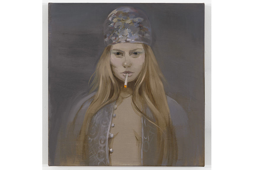 Lisa Yuskavage - Stoned, 2016