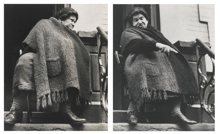 Lisette Model-Selected Images Of The Lower East Side-1942