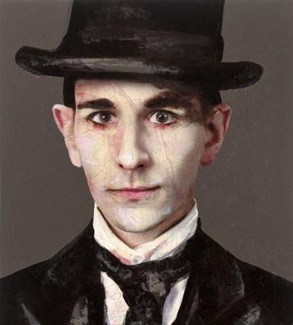 Lita Cabellut-Franz Kafka 02-2011
