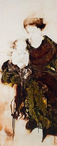 Lita Cabellut-Madonna met Kind-2000