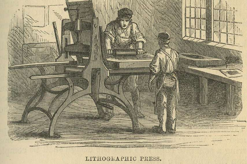 what it a lithograph ? Find an answer here